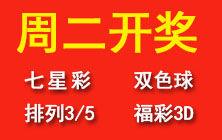 1月22日排三/排五/七星彩/3D/双色球开奖详情